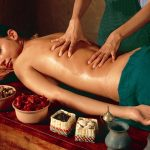 Herbs Massage